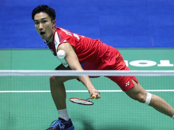 Kento Momoto clinch the China Open title