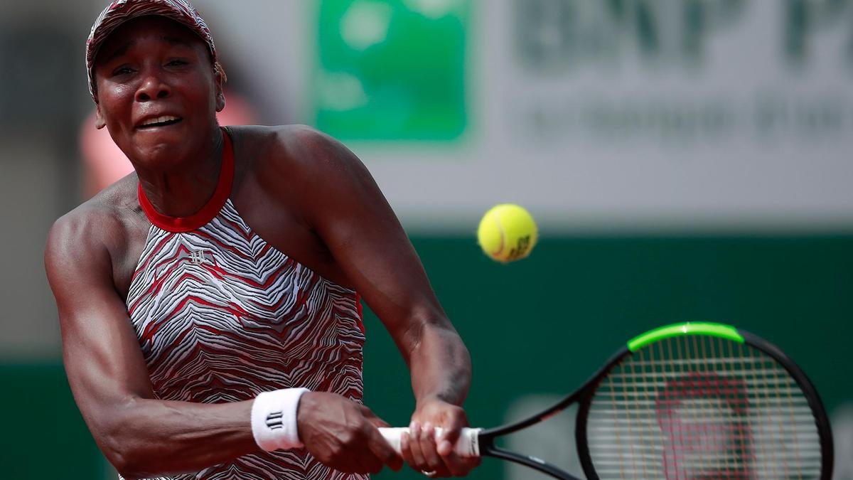 Venus Williams suffered shock defeat in Women