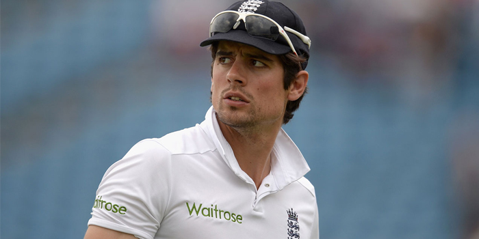 Alastair Cook resigns as England Test captain