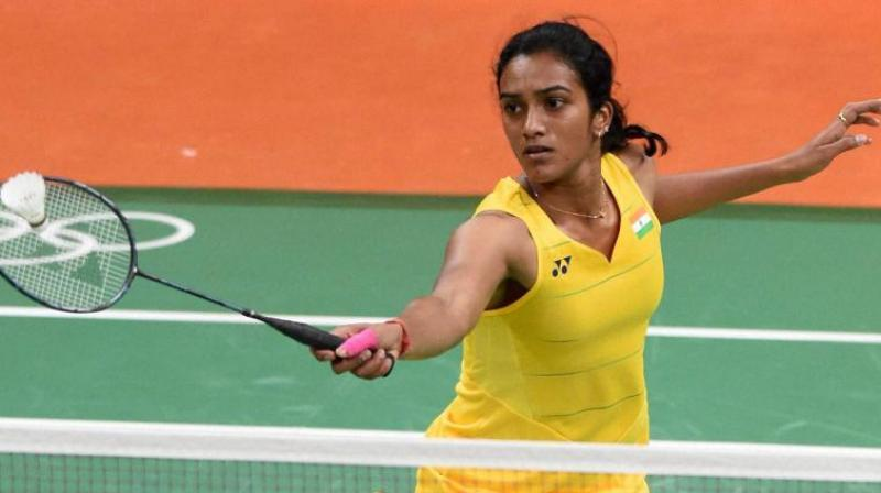 Sindhu makes winning start to World Tour Finals