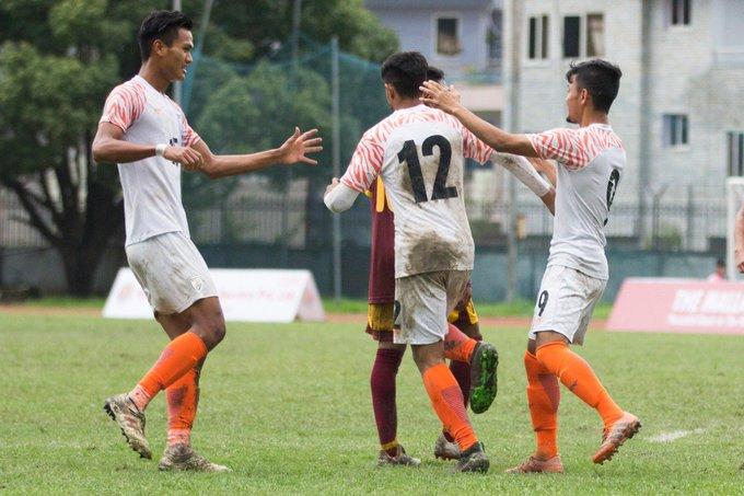 India enter semi-finals of SAFF U-18 Championship 2019