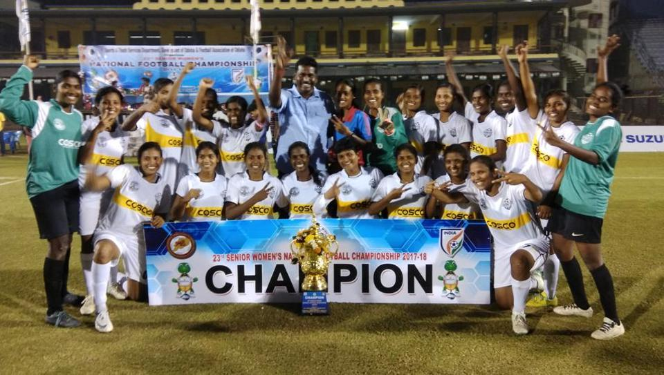 tamilnaduwinsseniorwomensnationalfootballchampionshipforfirsttime