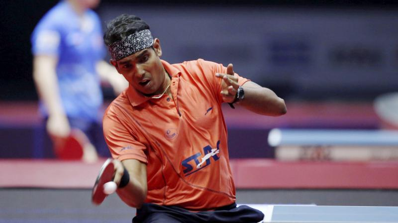 Achanta Sharath Kamal upsets sixth seed Paul Drinkhall, enters India Open semis