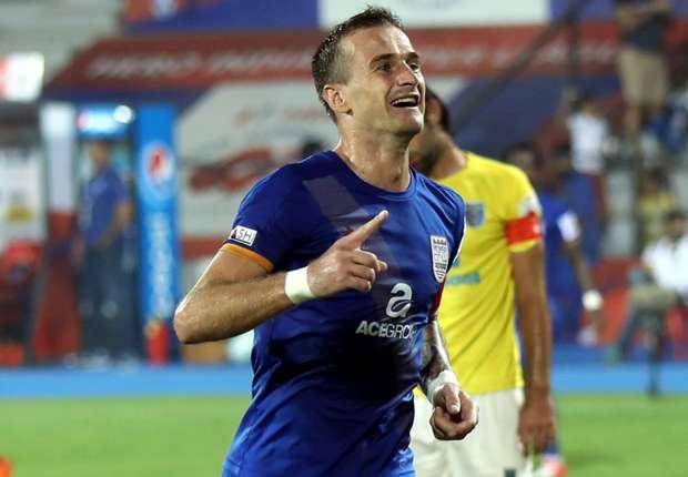 Mumbai City FC retains Lucian Goian for ISL 4