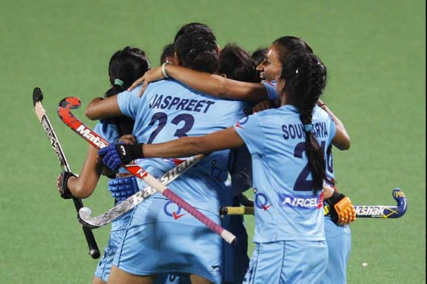 India eves wins against China in the Asian Champions Trophy