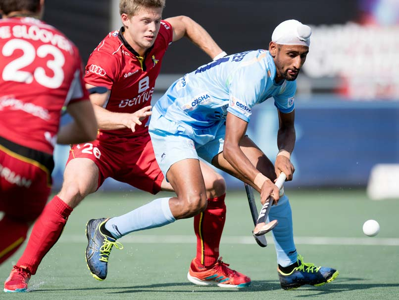 India and Belgium play out 1-1 draw in Champions Trophy