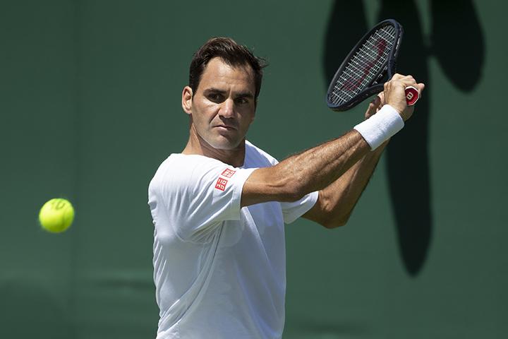 Federer, Nadal enter third round of Men
