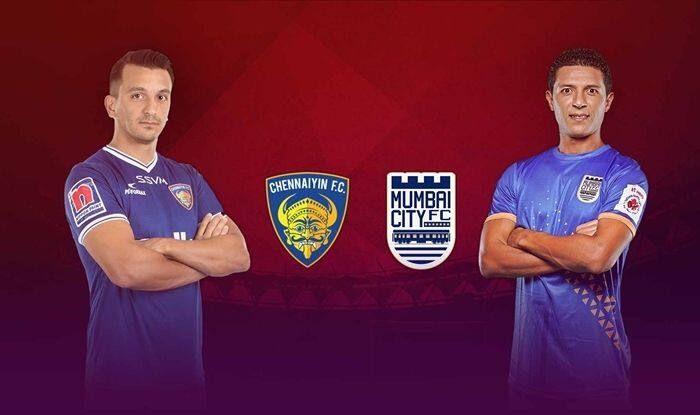 Do-or-die clash between Mumbai & Chennai:ISL