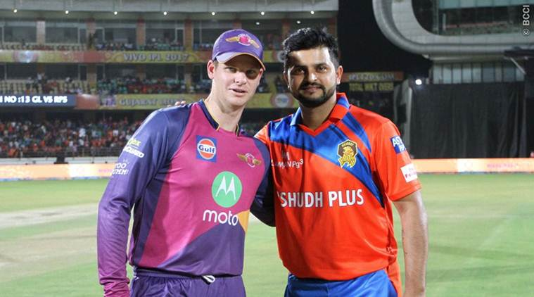 IPL 2017: Match 39:RPS vs GL: Pune win the toss and opt to field first