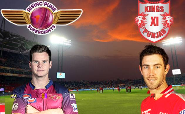 IPL 2017: Rising Pune Supergiant vs Kings XI Punjab: RPS opt to bowl