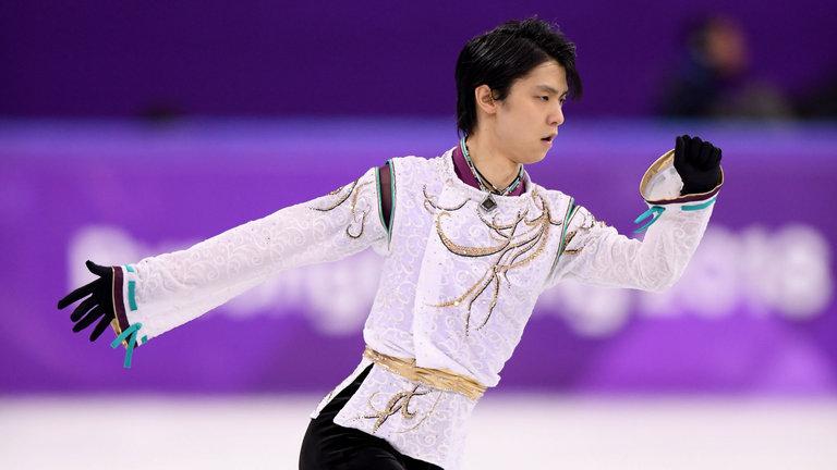 japans-yuzuru-hanyu-retains-winter-olympic-figure-skating-gold