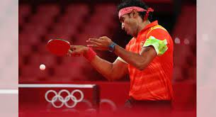 Sharath Kamal advances to 3rd round in Olympics