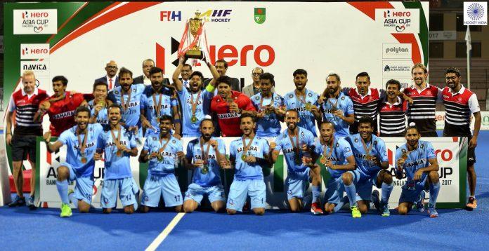indialiftasiacuphockeytrophyafterbeatingmalaysia