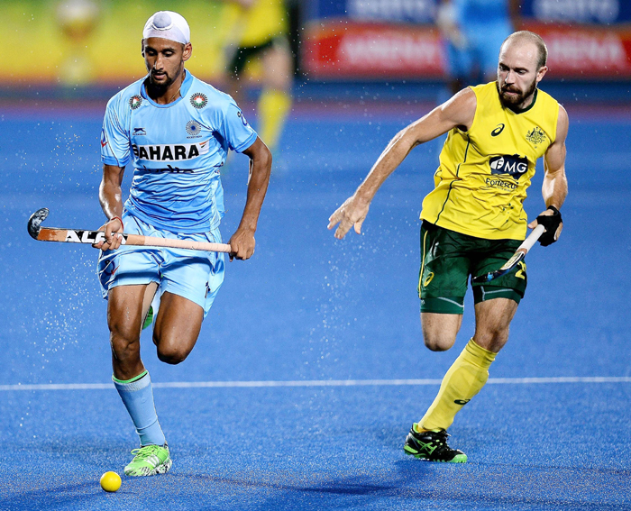 India to clash with Australia in Sultan Azlan Shah tournment today