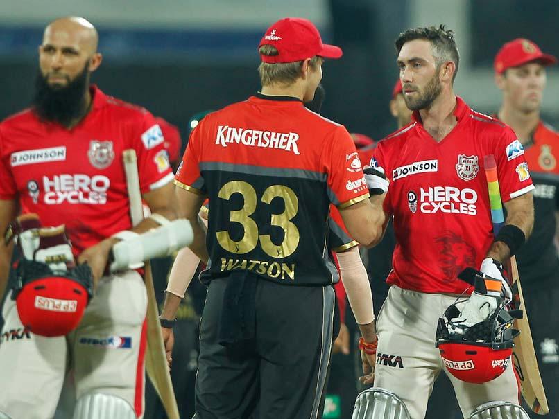 IPL 10: Punjab beat Bangalore by 8 wickets