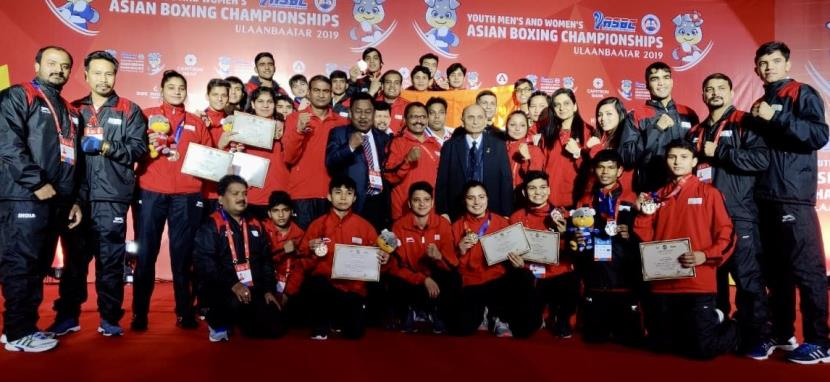 Indian women clinch five gold medals in Asian Youth Boxing Championship