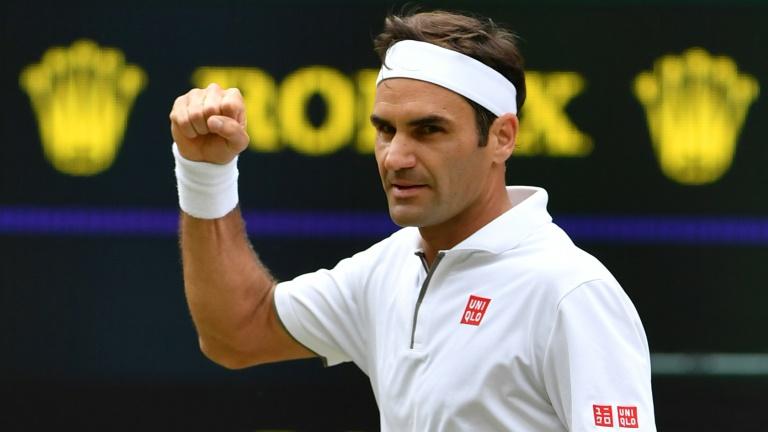 Federer, Nadal, Djokovic share Wimbledon