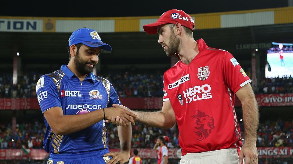 MI vs KXI Punjab :MI win toss ,opt to bowl