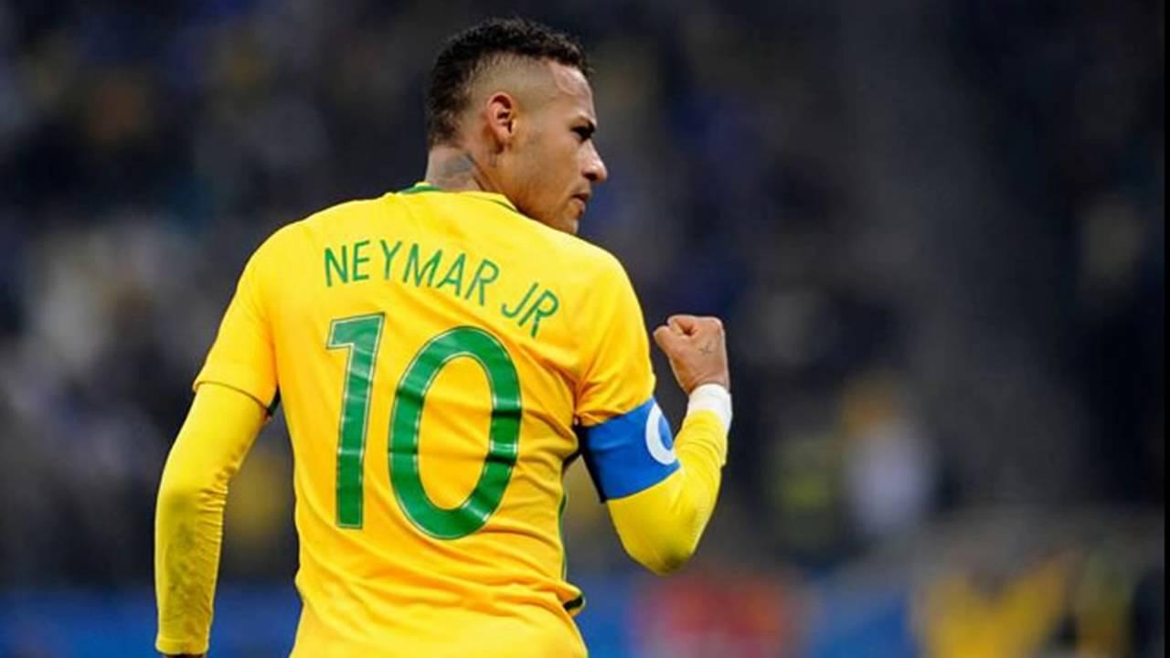 Neymar confirmed in Brazil