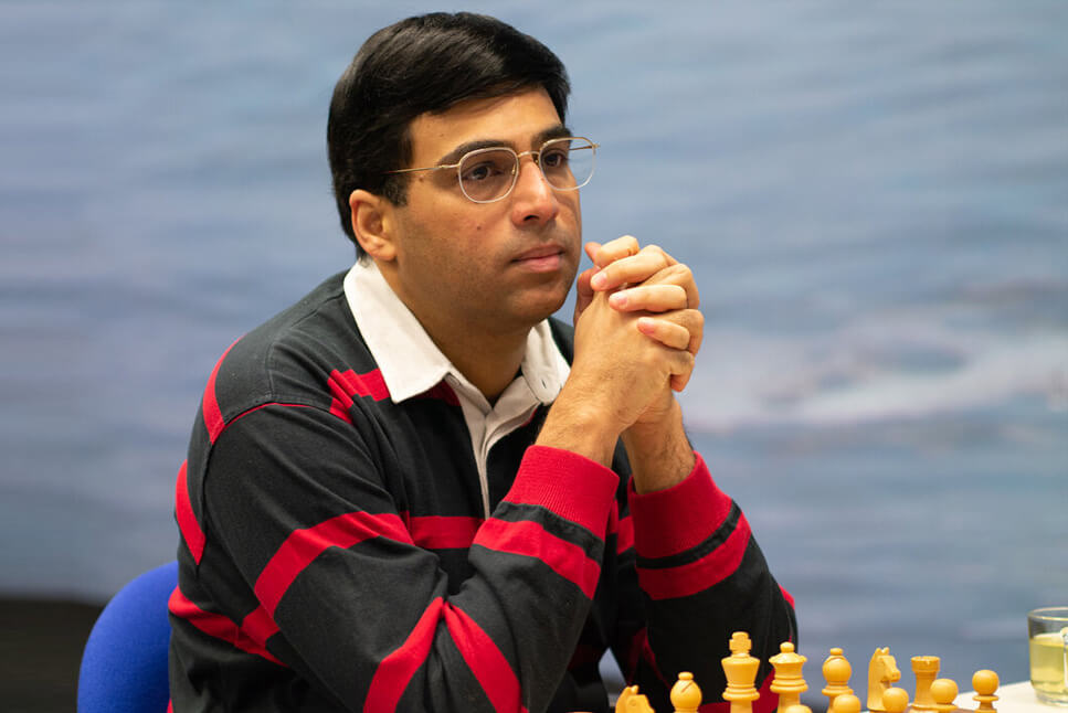 Chess champion Viswanathan Anand's father passes away at 92