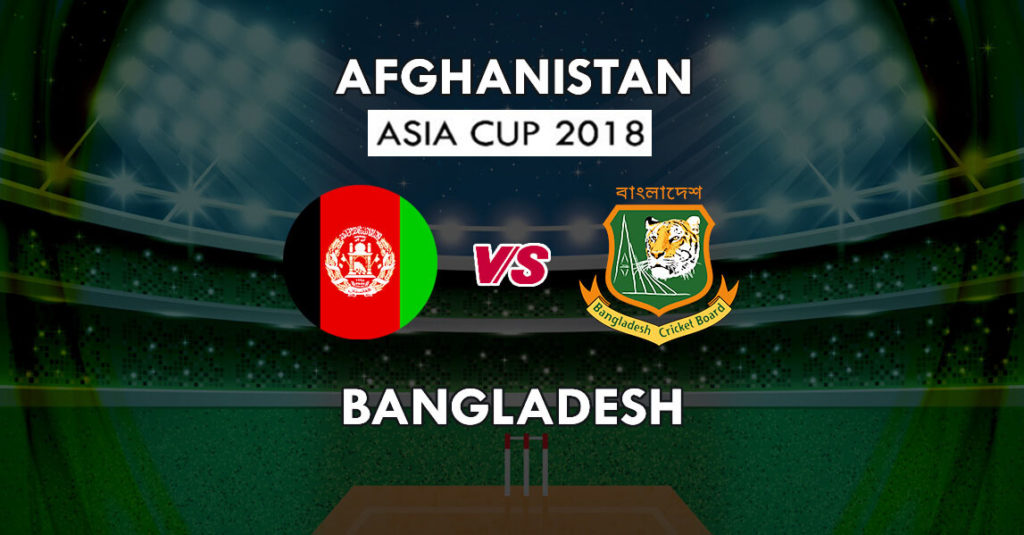 Bangladesh to face Afghanistan in Dubai today