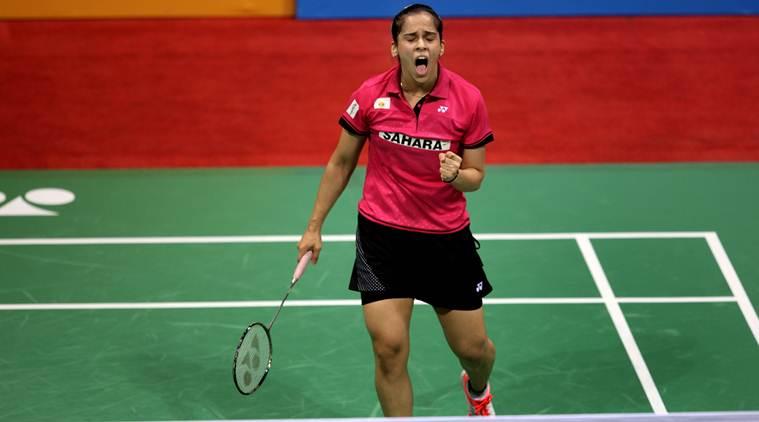 Saina Nehwal enters pre-quarterfinals of Malaysian Open Badminton