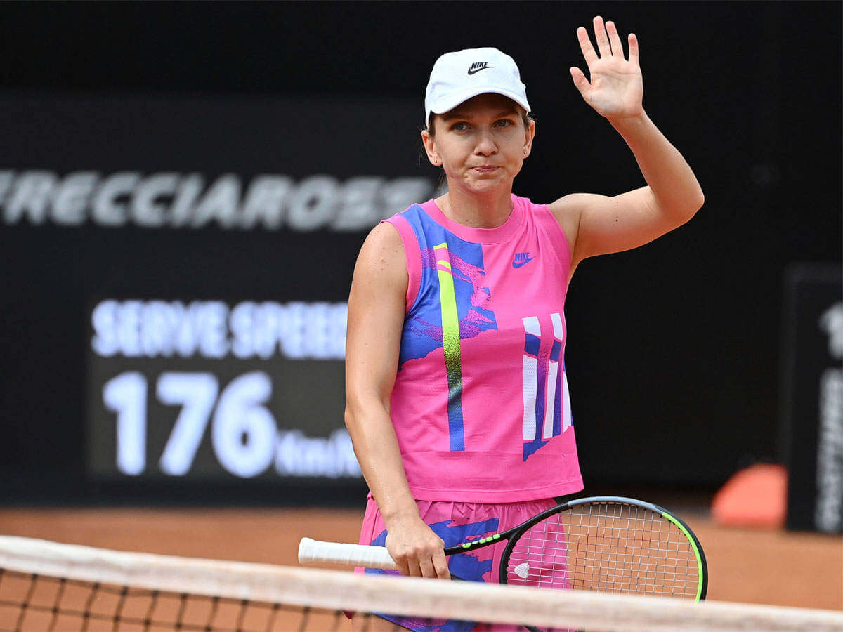 French Open 2020: Simona Halep, Victoria Azarenka storm into 2nd round