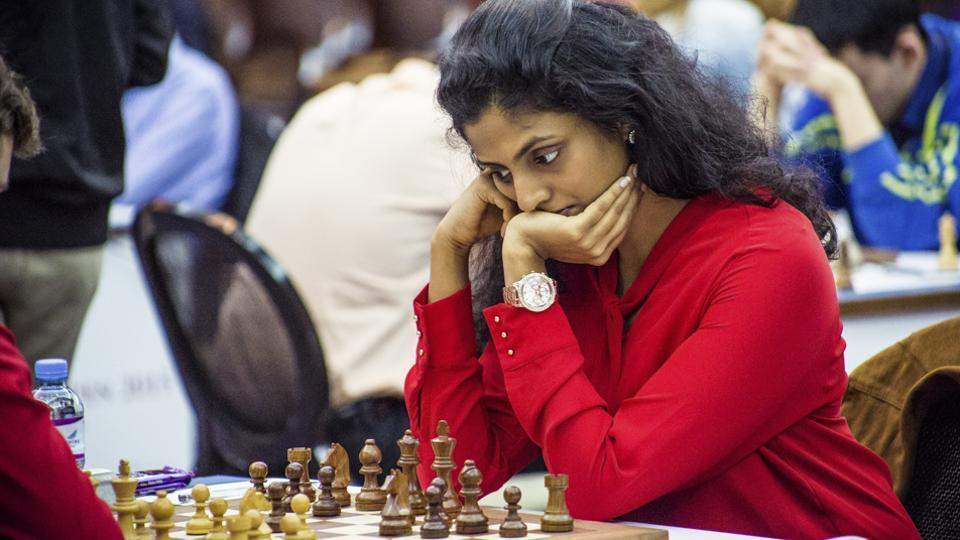 Harika enters semi final of World Women Chess Championship