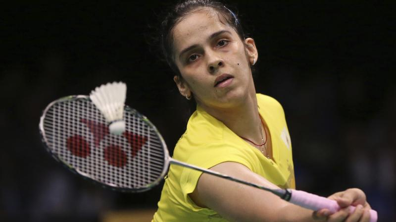 Saina Nehwal, Ashwini and Satwik win; Srikanth loses in World Championship