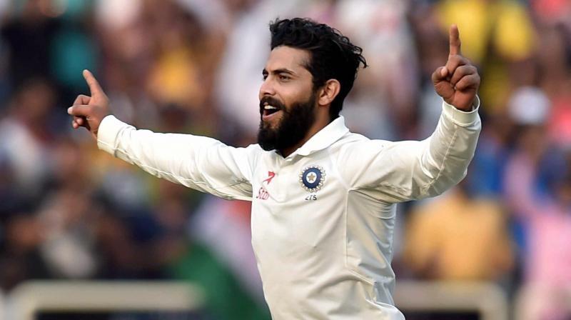 ICC suspends Ravindra Jadeja for 3rd test