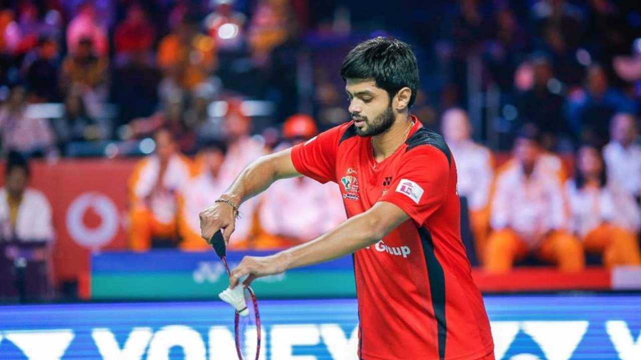 Shi Yuqi beat Praneeth in summit clash of Swiss Open