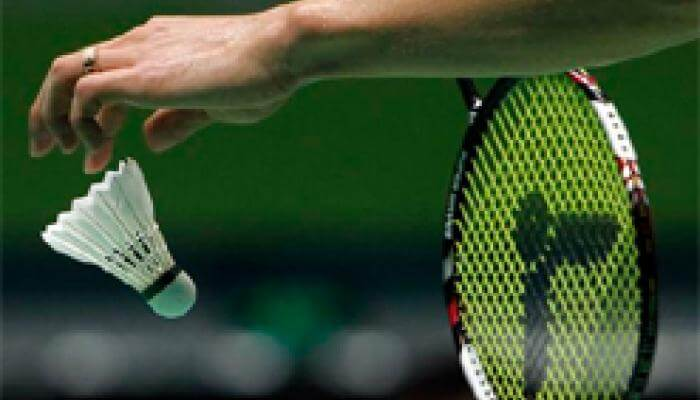 Five Indian shuttlers progress to the second round of men