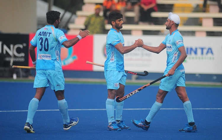 India, South Korea enter final of Sultan Azlan Shah Cup