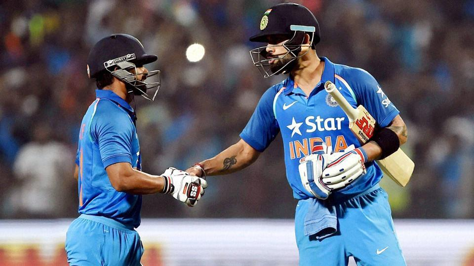 India won by 3 wickets in first ODI against England