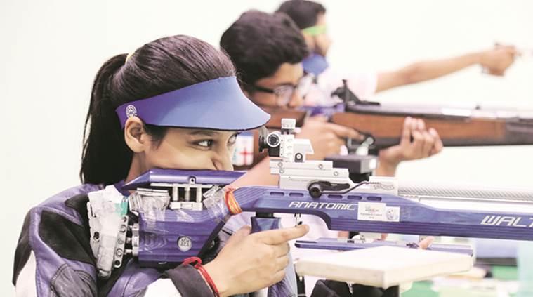 India wins team bronze in 25m rapid fire pistol in ISSF Junior World Championship