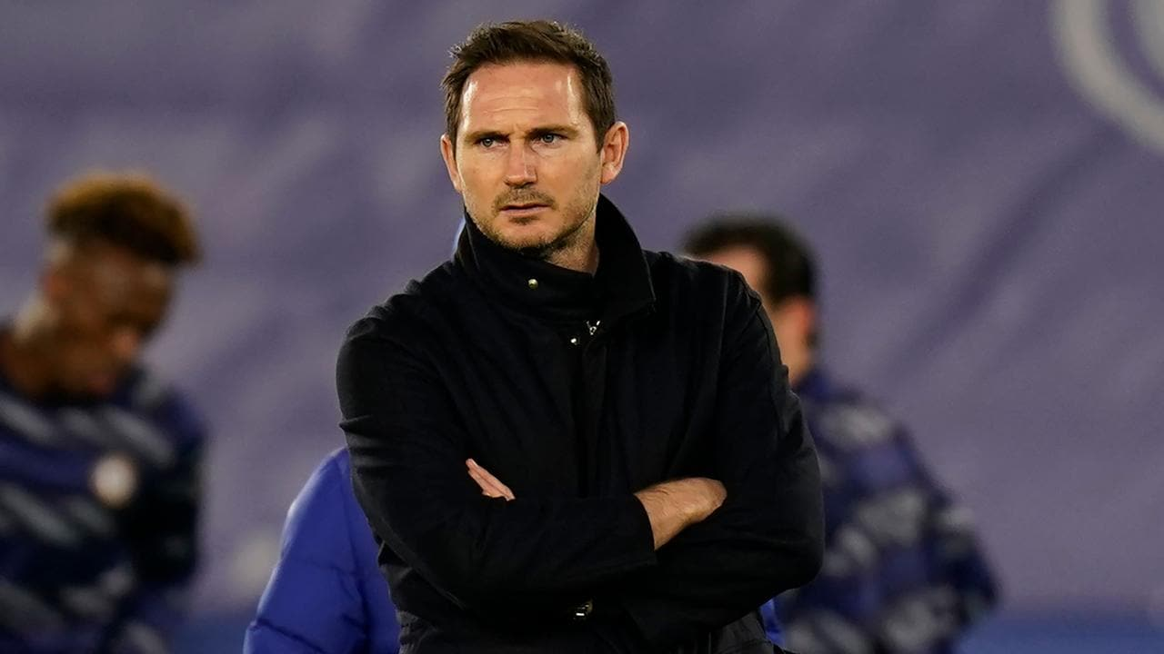 Premier League: Frank Lampard sacked as head coach of Chelsea