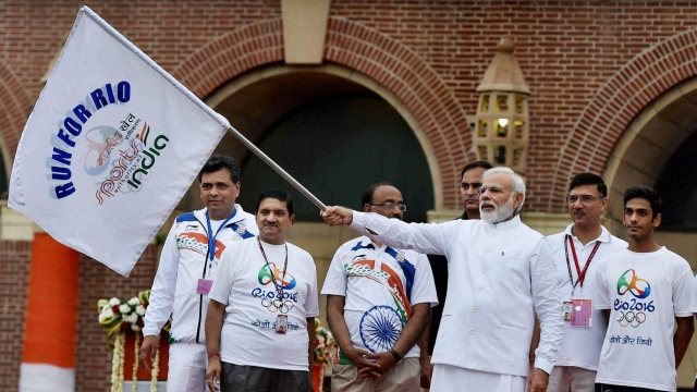 Modi announces task force to prepare for next three Olympics