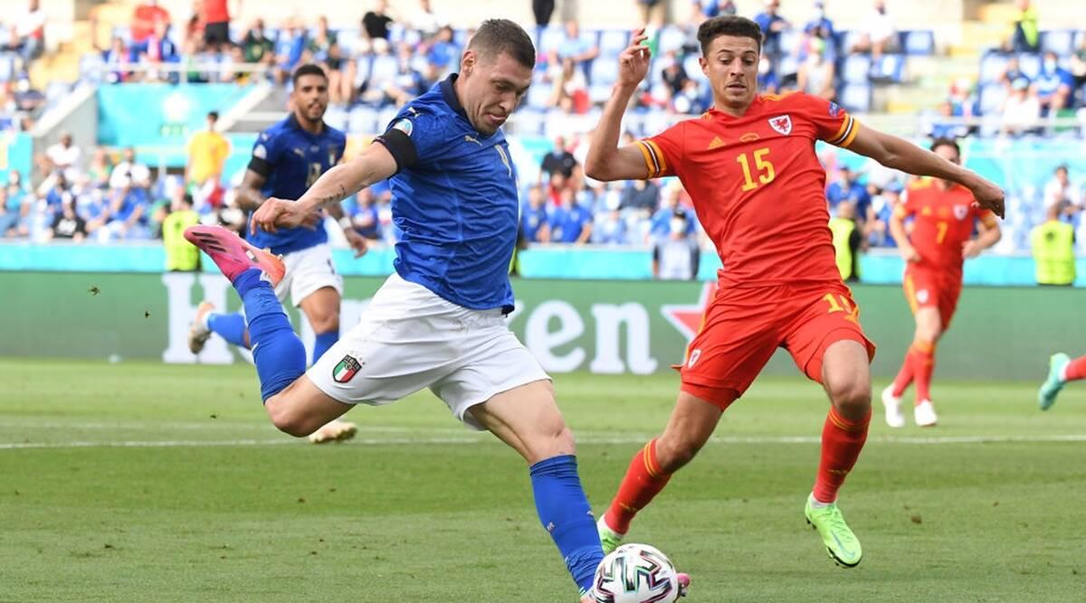 Euro 2020: Italy beat Wales 1-0, while Switzerland defeat Turkey 3-1