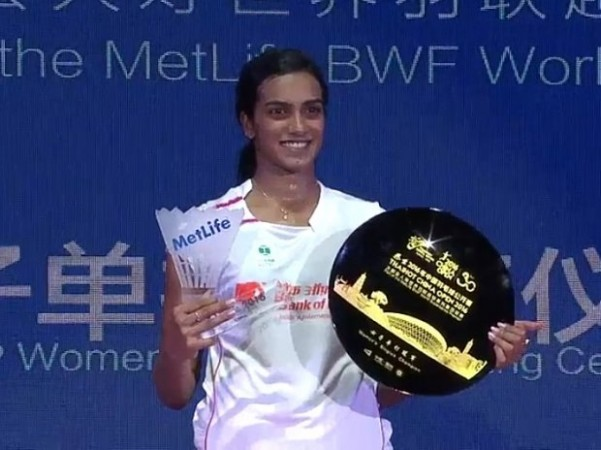 PV Sindhu wins China Open