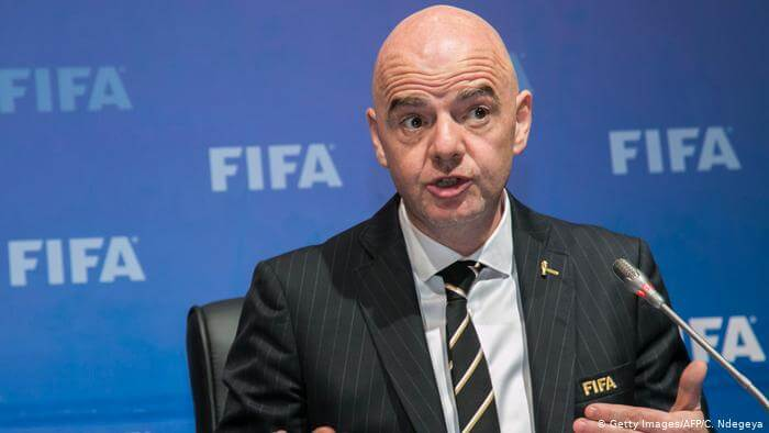 FIFA president Infantino under scanner over meeting with Swiss Attorney General
