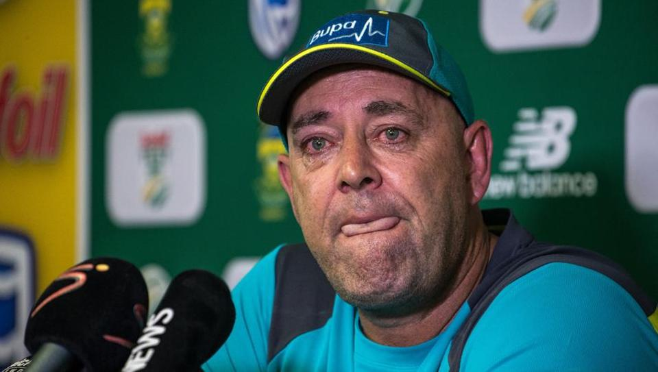 Darren Lehmann announces his resignation as head coach of Cricket Australia