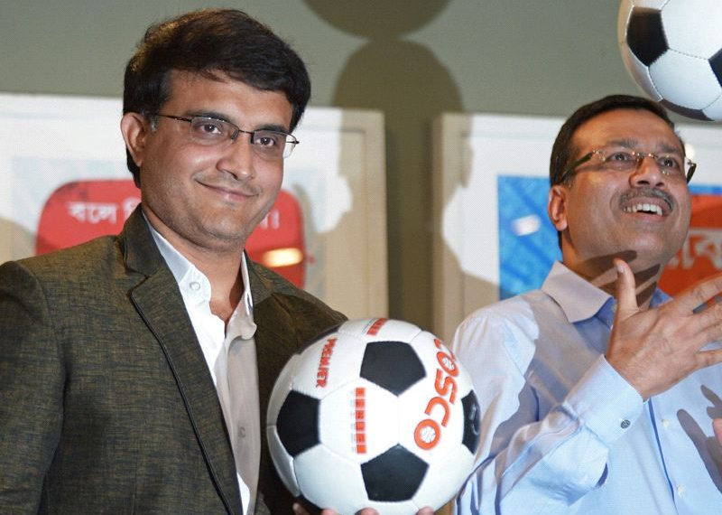 BCCI president-elect Ganguly is also face of ISL