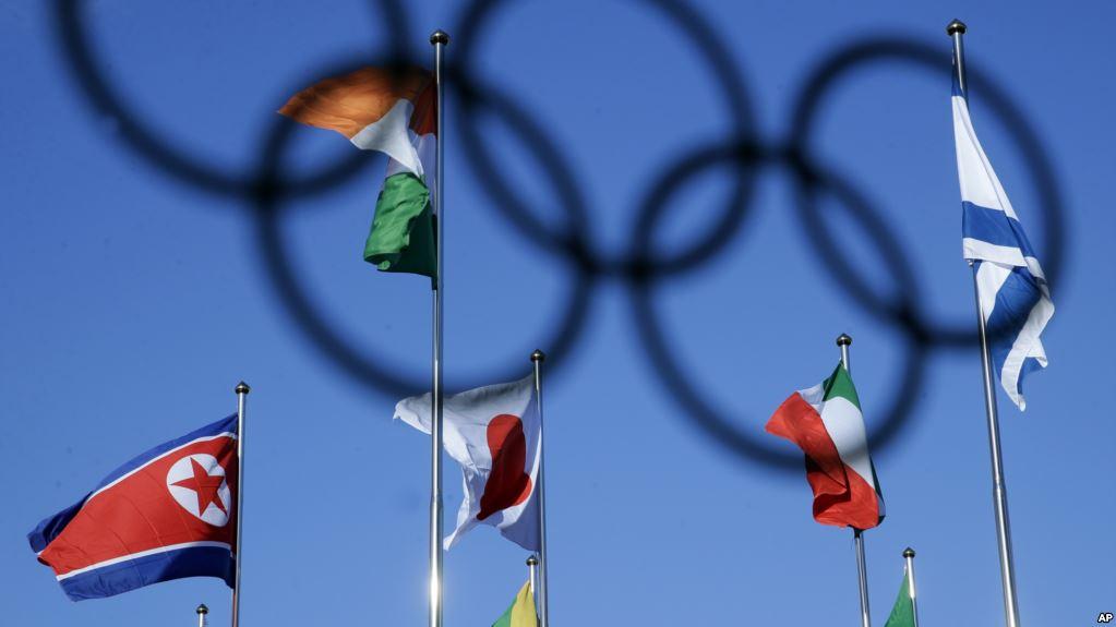India flag raised at Pyeongchang Winter Olympics Games Village