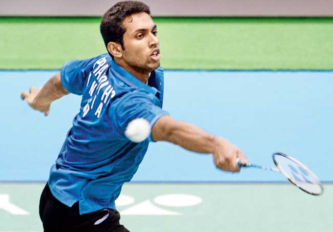 India advance to quarterfinals in ROBOT Badminton Asia Mixed Team Championships