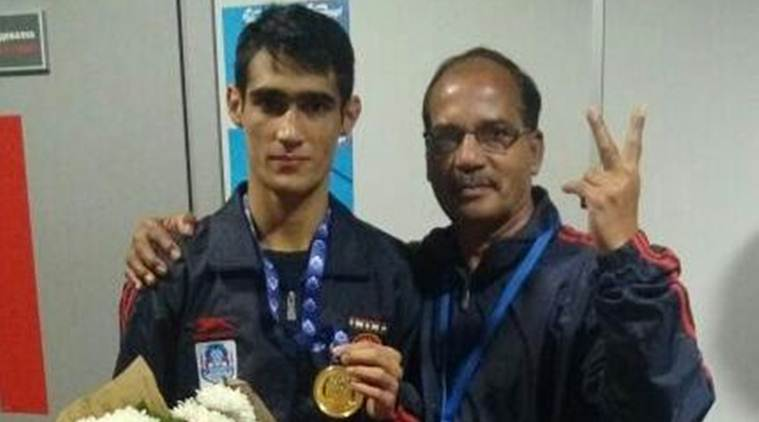 Sachin strikes gold at Commonwealth Youth Games