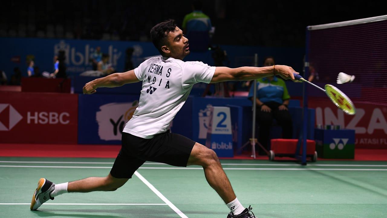Sameer Verma advances to second round of men