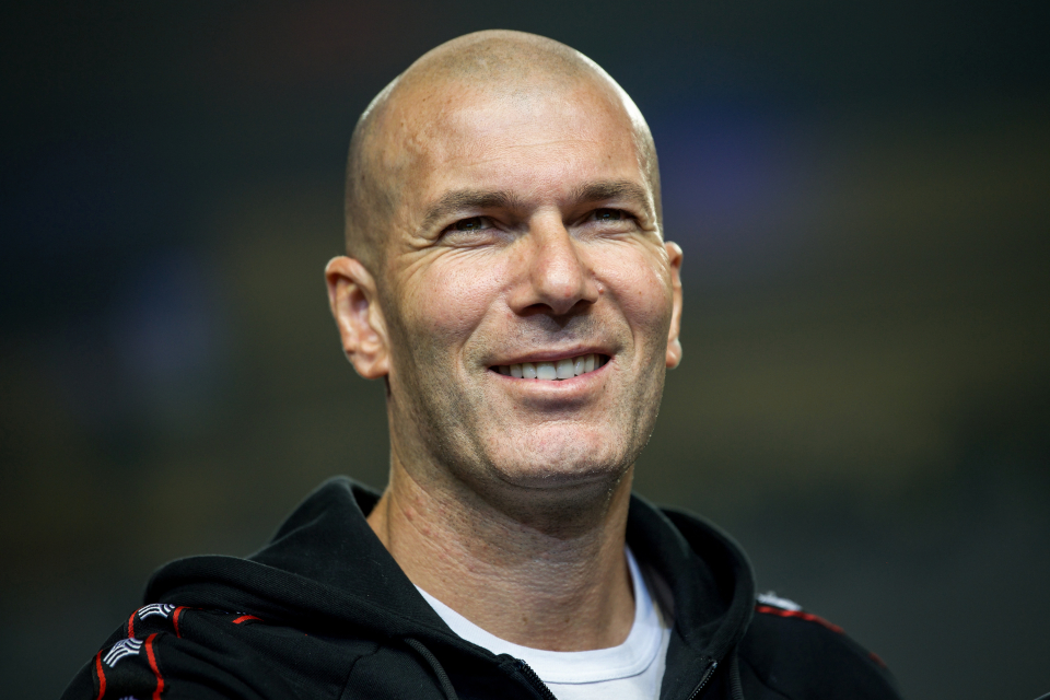 Zinedine Zidane re-appointed as coach of Spanish football club Real Madrid till 2022