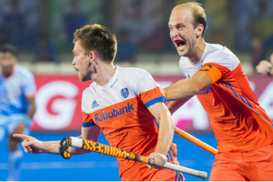 Belgium and Netherland enter semifinals of Men