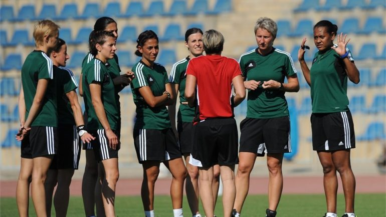 Female assistant referee to be seen in U-17 World Cup for first time
