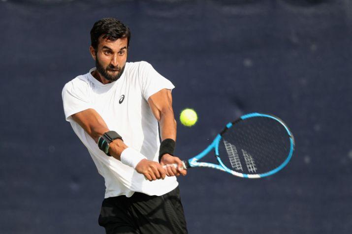 Yuki Bhambri crashes out of Wimbledon men